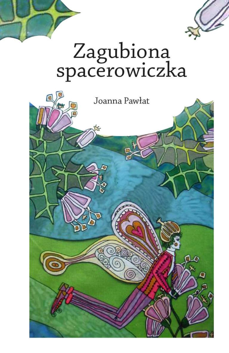 Zagubiona_Spacerowiczka_okladka
